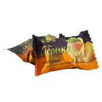 Абрикос в шоколаде с грецким орехом