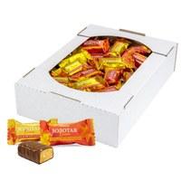 Золотая осень, арахис в мягкой карамели, 1300 г, лоток